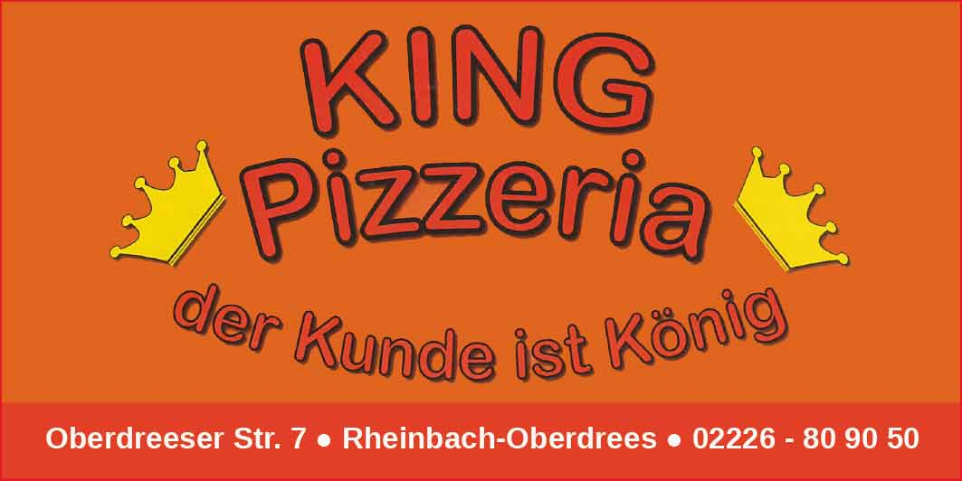 King Pizzeria Oberdrees
